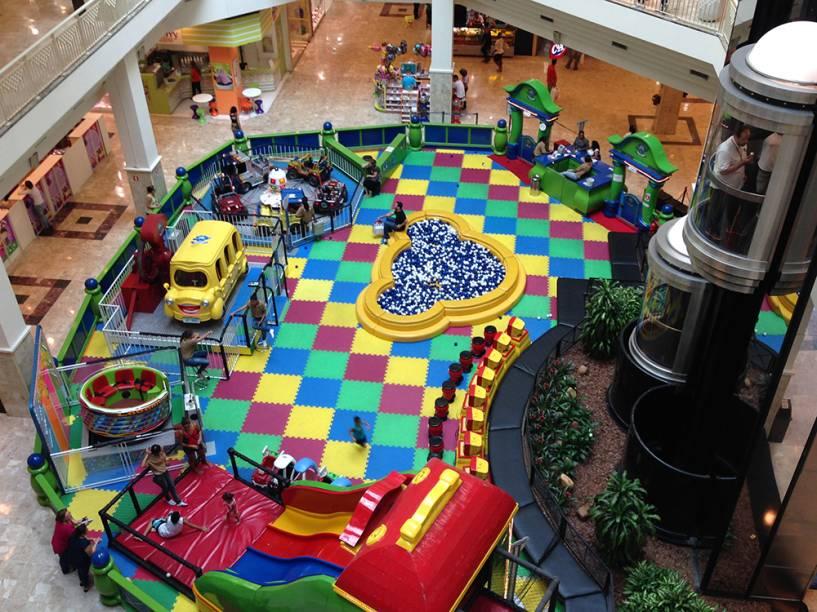 Magic Games: unidade do Shopping D, na Zona Norte