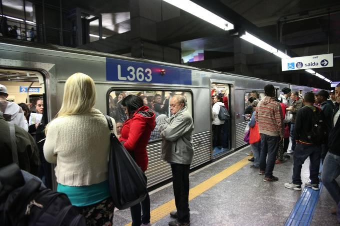 Metrô Linha 1-Azul