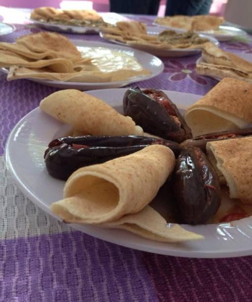 Prato típico sírio