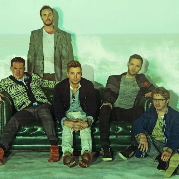 A banda americana OneRepublic