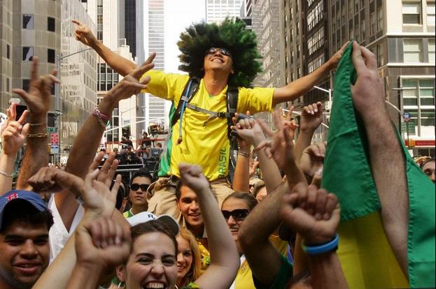 A festa do Brazilian Day neste domingo (6)
