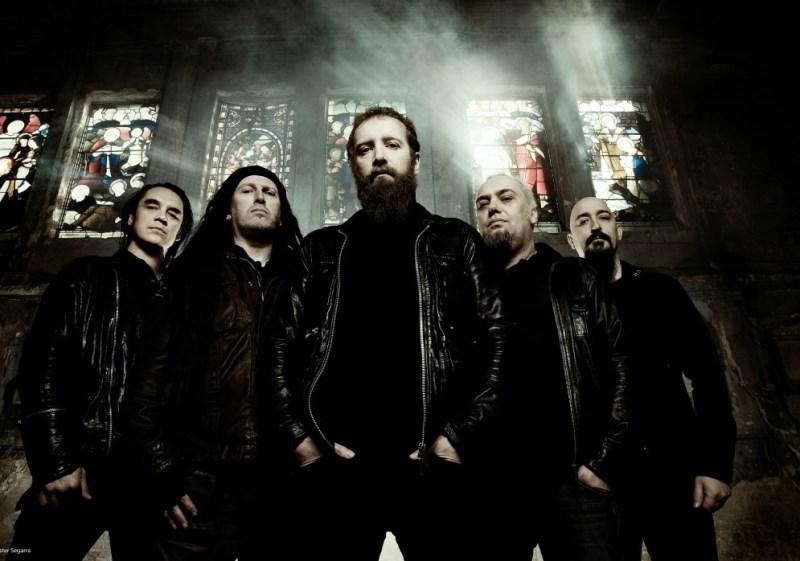A banda inglesa Paradise Lost: atração do festival Overload