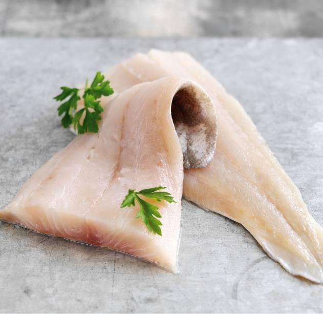 Filé de polaca-do-alasca: carne branca e sabor suave