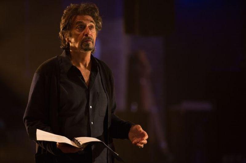 O Último Ato: Simon Axler (Al Pacino)