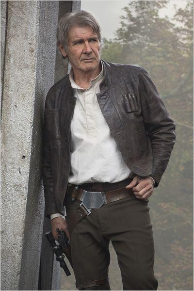 Star Wars: O Despertar da Força: o ator Harrison Ford volta a interpretar Han Solo