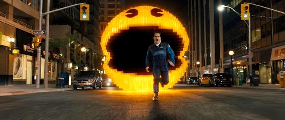 Pixels: filme comemora os 35 anos do personagem PAC-MAN