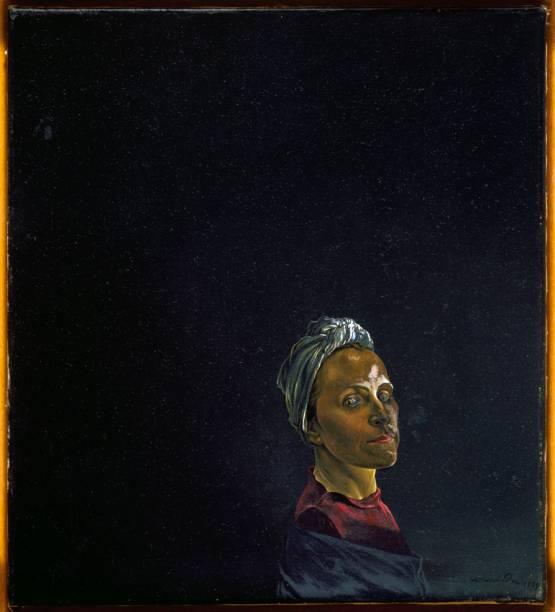 Retrato de Gala com turbante (1939), de Salvador Dalí