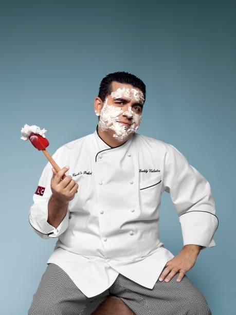 Astro do reality show Cake Boss, Buddy Valastro, que se apresenta no Shopping Eldorado na tarde do domingo (20)