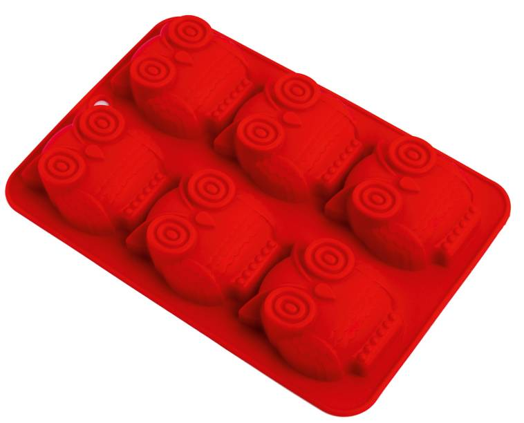 Fôrma de silicone para cupcakes: R$ 49,90. Mart para Multicoisas
