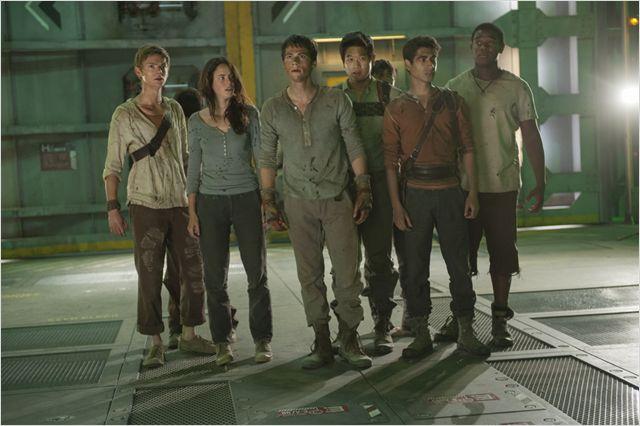 Maze Runner: Prova de Fogo: após escapar do labirinto, Thomas e os garotos têm que enfrentar um novo desafio