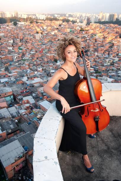 Gabriela Araújo: concertos e sonho de fazer carreira como atriz