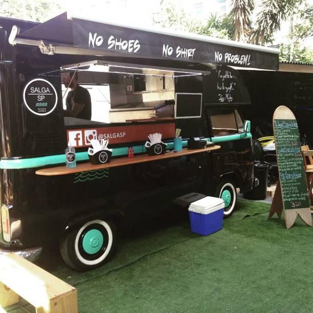 Salga SP estará presente na inauguração no Barra Funda Food Truck, na quarta (17)