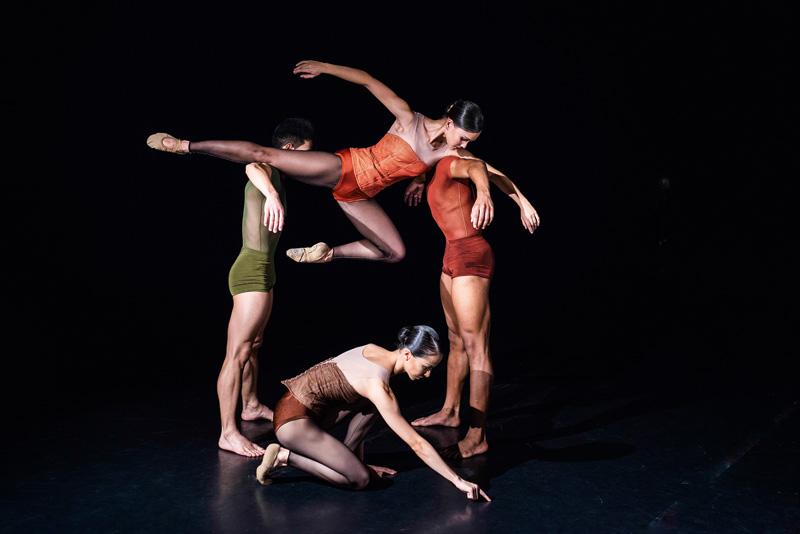 São Paulo Cia. de Dança: Indigo Rose, versão inédita da peça inicia temporada