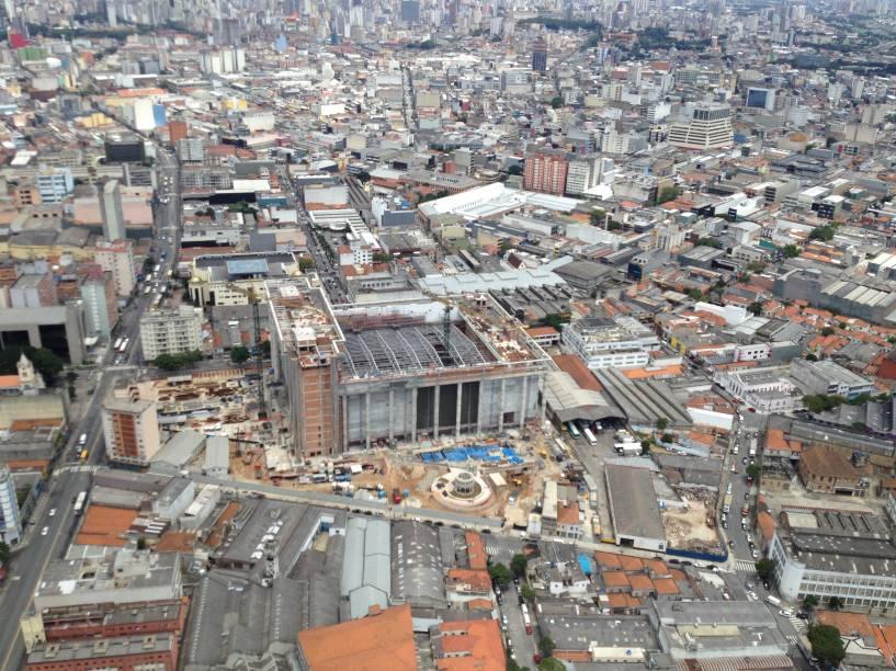 Templo de Salomão: obra está avaliada em 400 milhões de reais