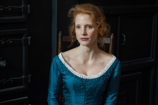 Miss Julie: drama de época