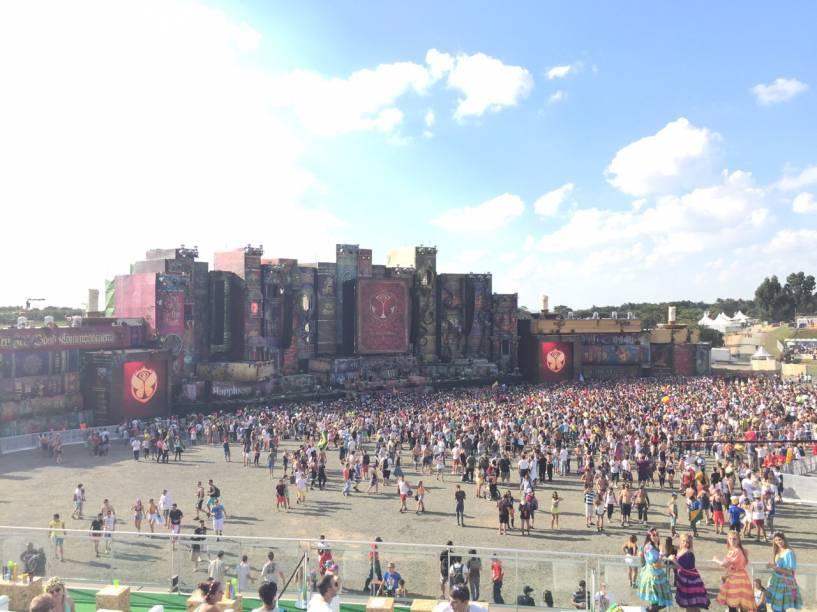 Tomorrowland Brasil: evento vai reunir em três dias 180 000 pessoas