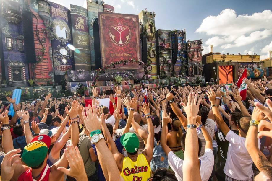 Tomorrowland Brasil: festival de música eletrônica acontece no Parque Maeda