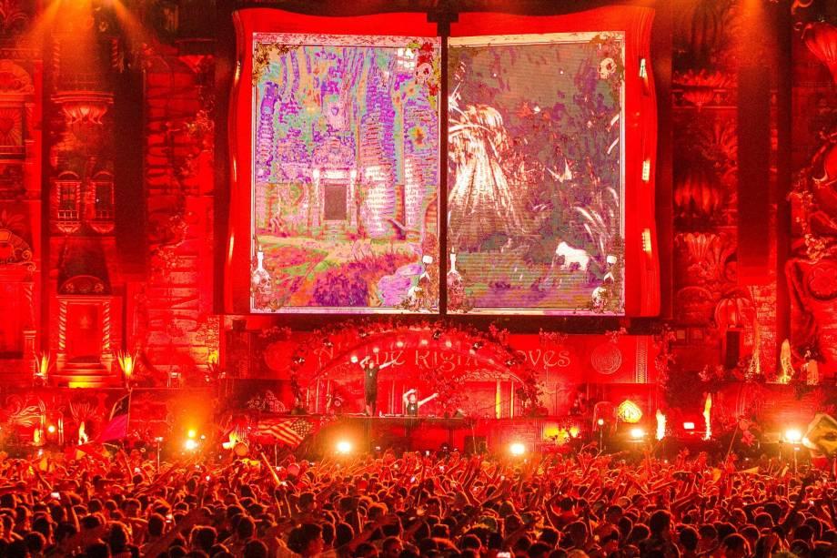 Tomorrowland Brasil: três dias de música eletrônica