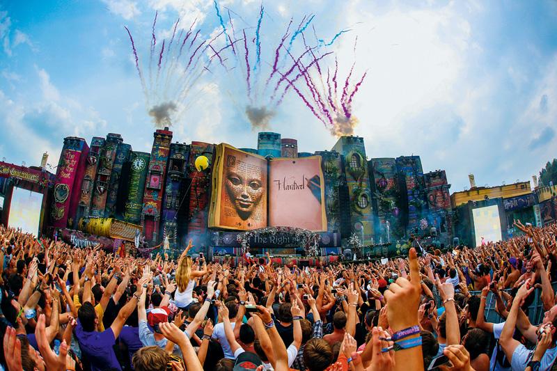 Edição de 2012, na cidade belga de Boom: 180 000 pessoas