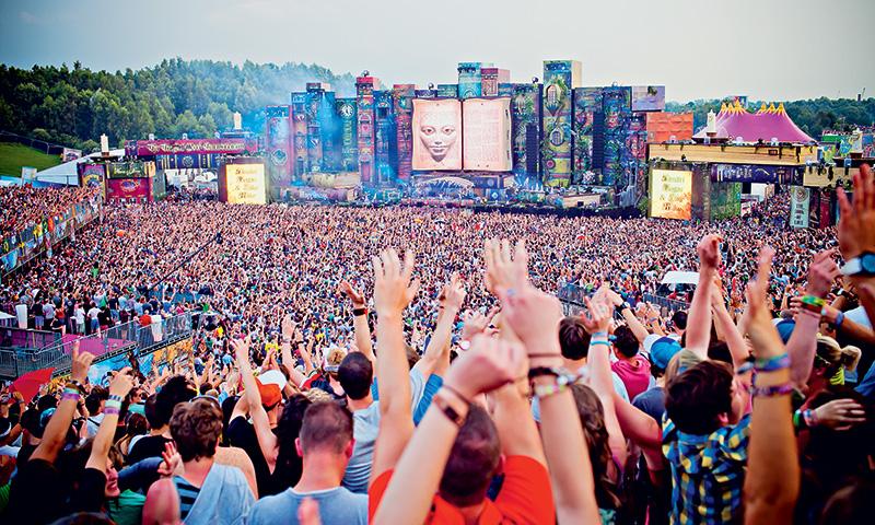 A cidade de Itu recebe um dos maiores festivais de música eletrônica do mundo