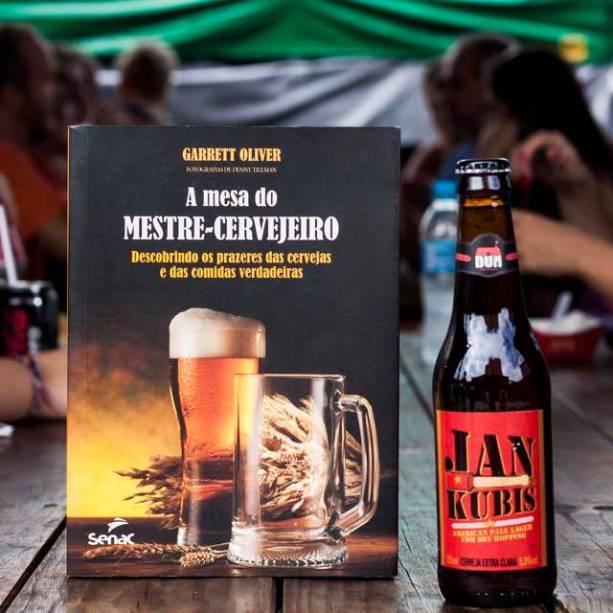 A cervejaria curitibana DUM fará uma participação especial na feira