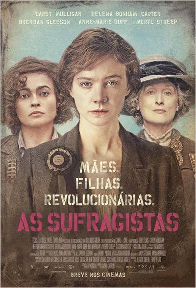 Cartaz de As Sufragistas