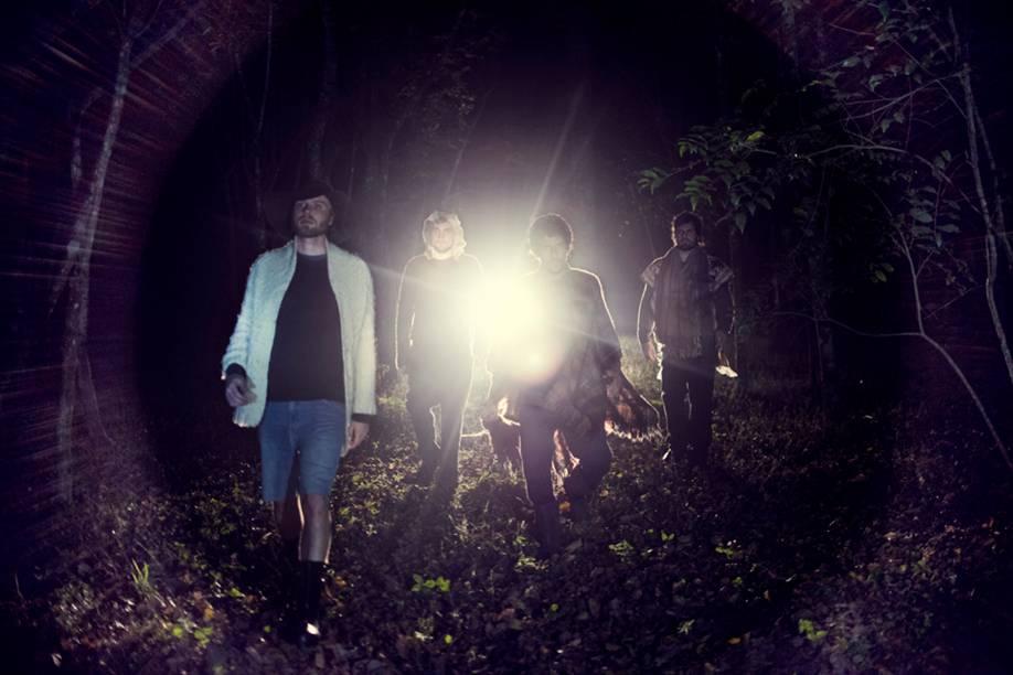 A banda Apanhador Só