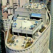 Terraço Itália: projeto original sem o 42º andar