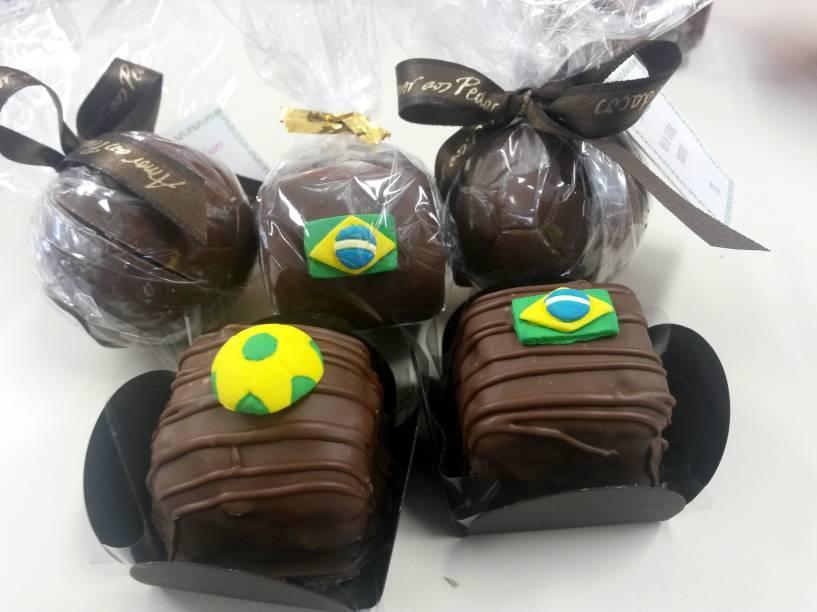 Amor aos Pedaços: pães de mel e bolas recheadas são novidades para a Copa do Mundo