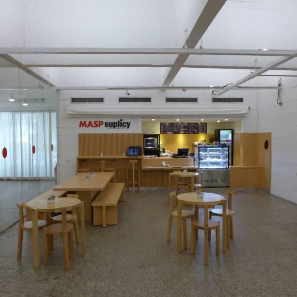 Dois cafés passaram a fazer parte da nova reforma do prédio