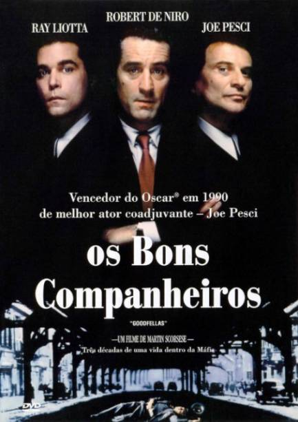 Os Bons Companheiros: pôster do filme