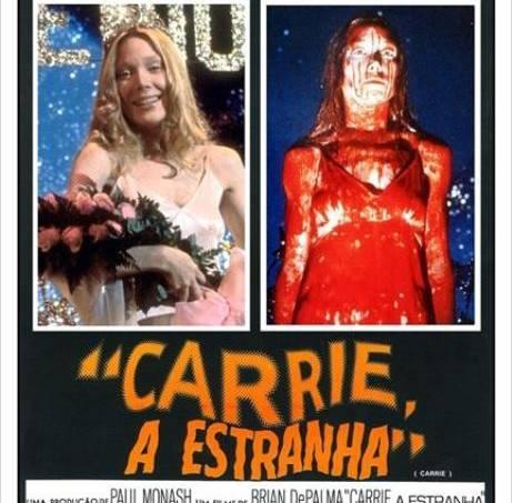 Carrie, A Estranha de Brian De Palma