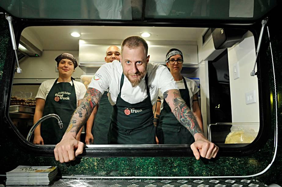 Food truck: André Mifano no comando