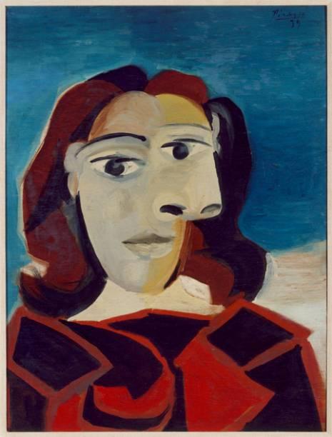 Retrato de Dora Maar (1939), de Pablo Picasso: obra do mestre cubista