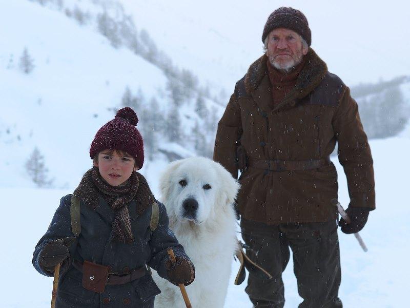 Belle e Sebastian: com direção de Nicolas Vanier