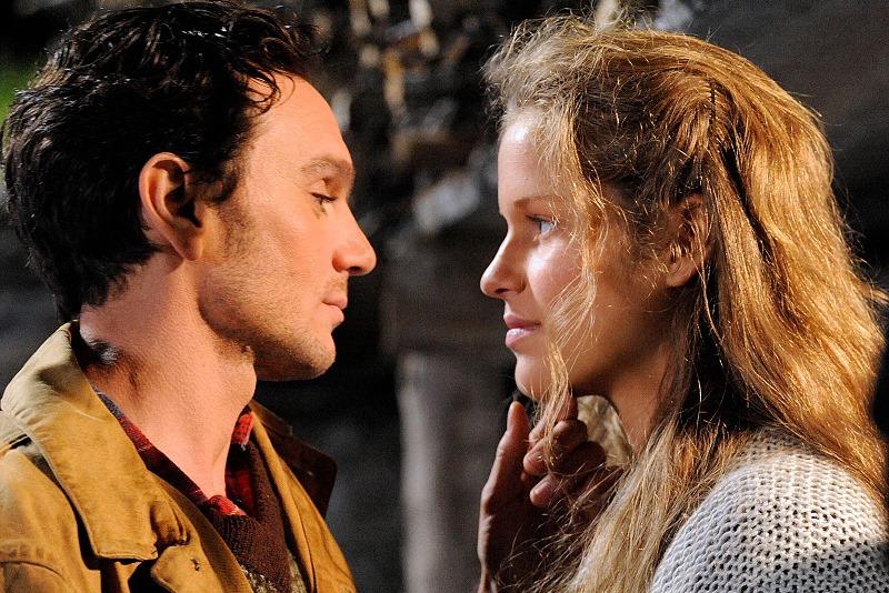 Belle e Sebastian: Dimitri Storoge e Margaux Chatelier