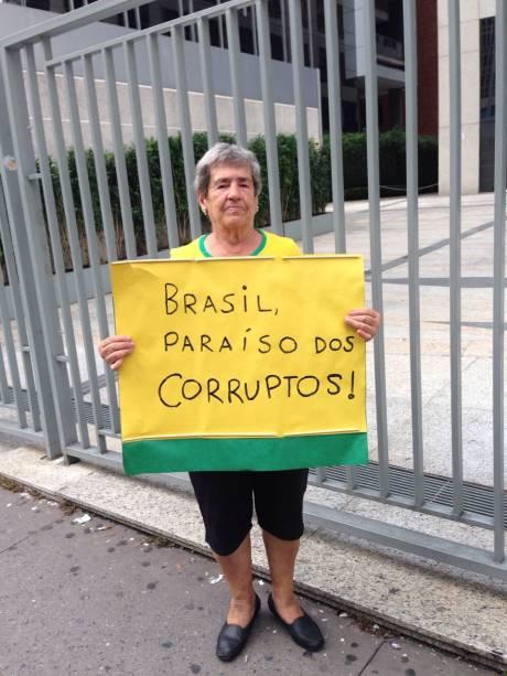 """Brasil, o paraíso dos corruptos"""""""