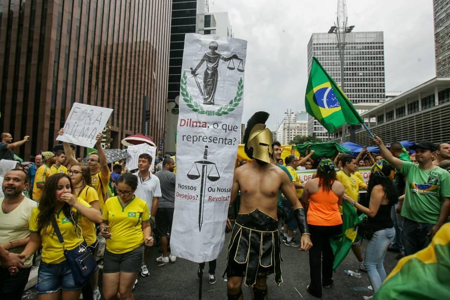 """Dilma, o que representa? Nossos desejos ou nossa revolta?"""""""