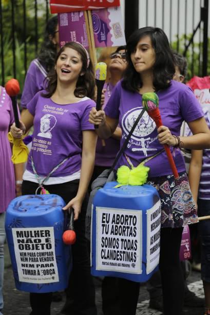 Ato reuniu 3 000 pessoas no centro de São Paulo neste domingo