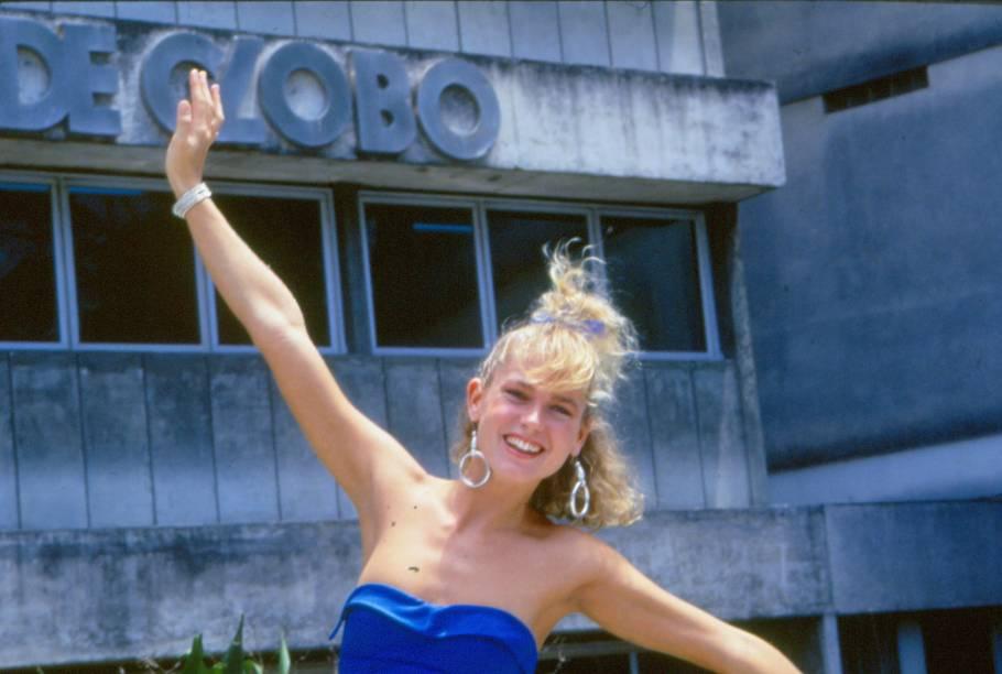 Xuxa: homenageada da Trash 80