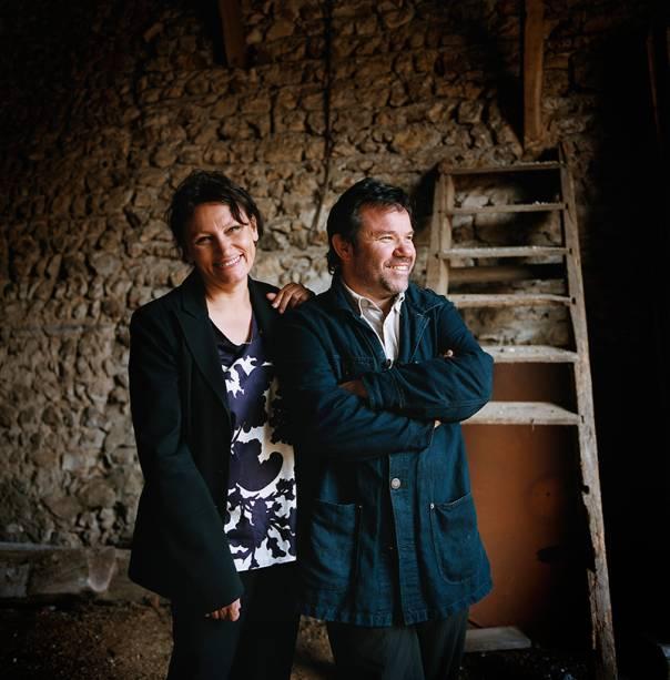 Marie-Pierre e Michel troisgros: os irmãos à frente do la Colline du Colombier