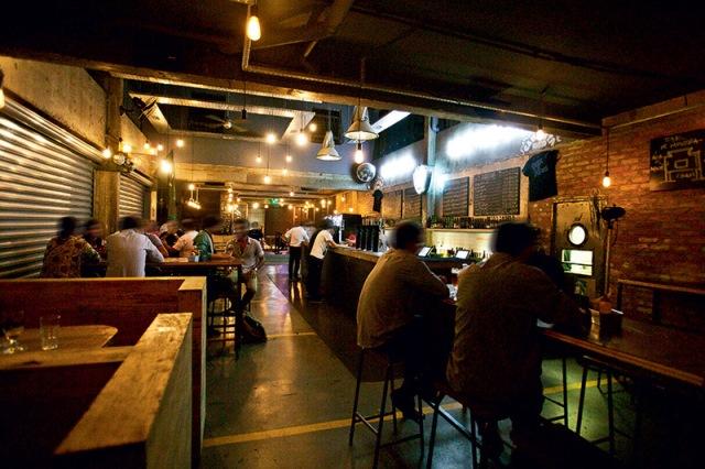 O salão urbano do BrewDog