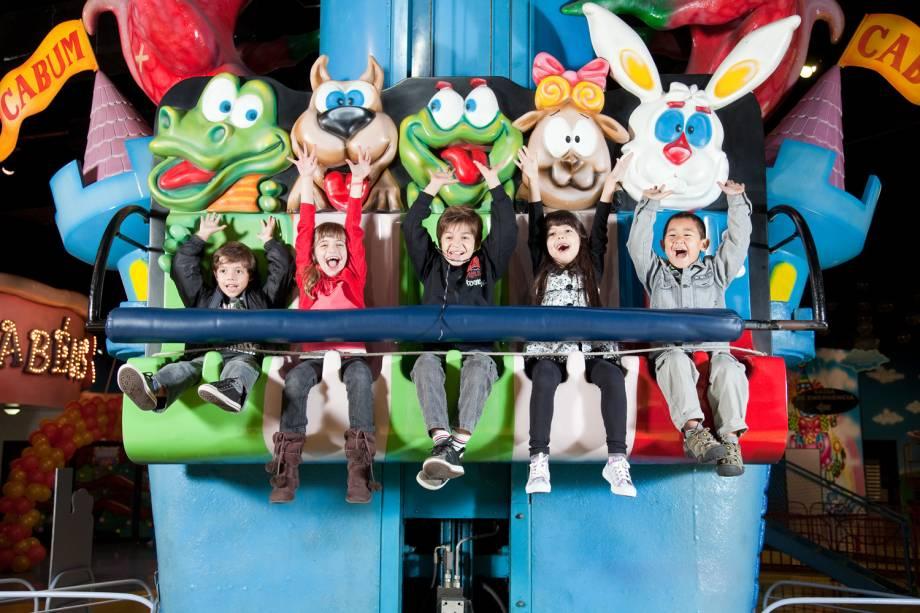 Brinquedos: diversão garantida para a criançada