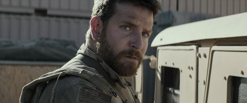 Sniper Americano: Bradley Cooper em filme de Clint Eastwood