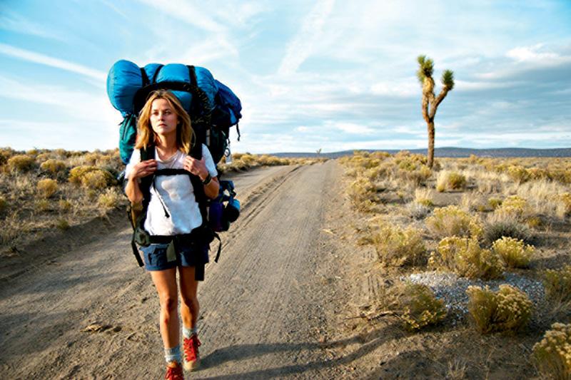 Livre: Reese Witherspoon disputa o Oscar de melhor atriz