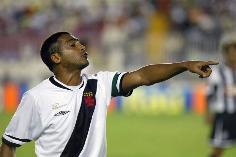 strong>Romário:</strong>em 2007, foi suspenso pelo uso de substância utilizada no tratamento contra a queda de cabelo. Em fevereiro de 2008, porém, ele foi absolvido.