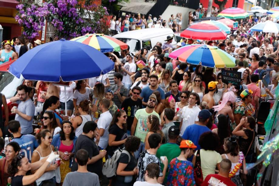 Bloco Pilantragi, no domingo (1°)