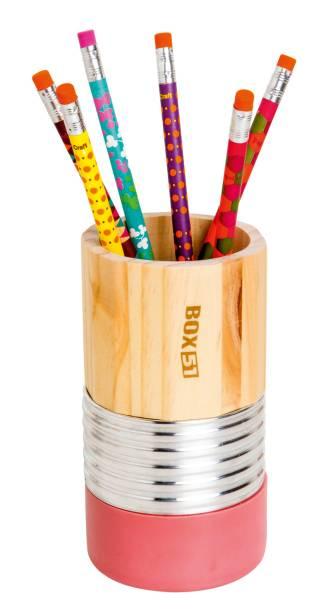 Porta-canetas criativo da Designn Maniaa