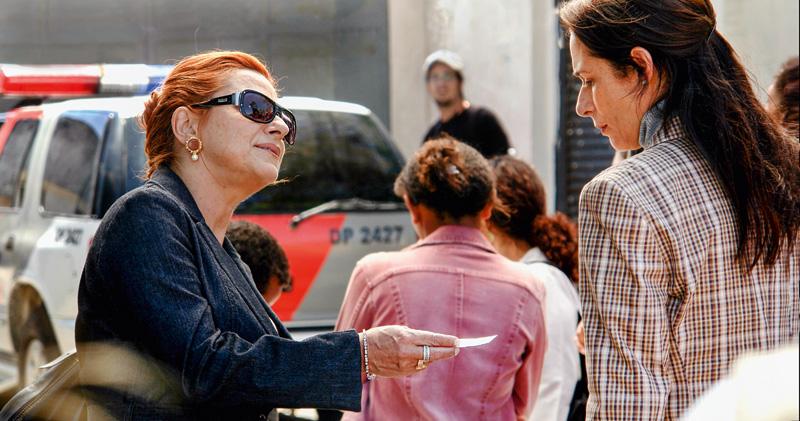 Investidas no cinema: com Andréa Beltrão em Salve Geral (2009)