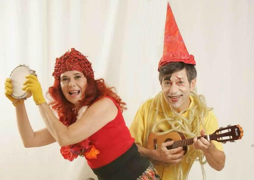 Palavra Cantada fará mais uma vez seu espetáculo de Carnaval para crianças